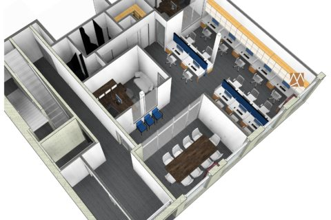 Corporate Office Space